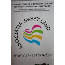 """ASOCIAŢIA COPIILOR Şl TINERILOR CU DIABET """"SWEET LAND"""""""
