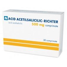 ACID ACETISALICILIC (ASPIRINA)